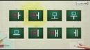 Корейский алфавит. Простые согласные и 2-х буквенный слог.