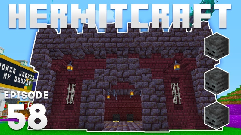 Hermitcraft 7 Ep. 58: THE WITHER SHOP! Minecraft 1.16 iJevin