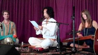 Manose Singh Newa at Omega Insitute Ecstatic Chant 2011