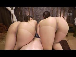 Kurata Mao, Hasumi Kurea - Empty Balls! The Strength Of The Big-Ass Double Massage Therapists