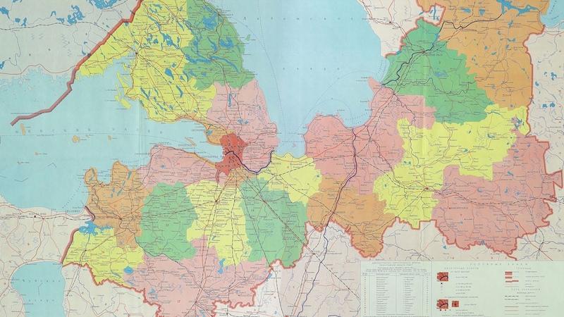 Оккупация и сопротивление в ходе Великой Отечественной войны на территории Ленинградской области