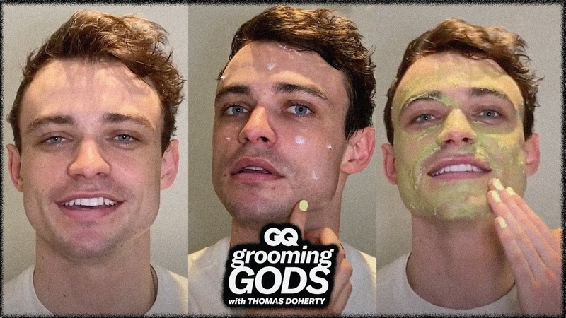 GQ Grooming Gods with Thomas Doherty