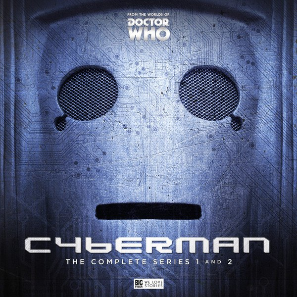 CYBERMAN - THE COMPLETE SERIES 1 & 2 - Behind The Scenes - Nicholas Briggs & James Swallow