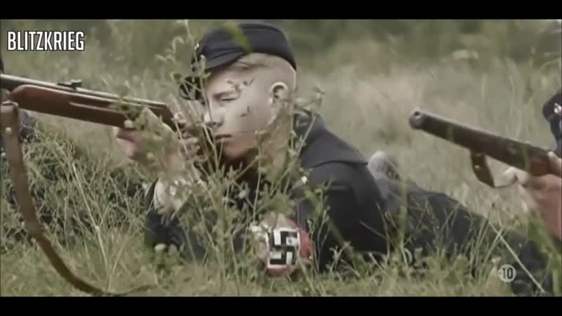 Hitler Youth HD Colour