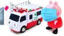 Везем Свинку Пеппу в больницу! Машинки-помощники - Развивающие мультики про машинки для детей