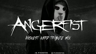 Angerfist Highest Hard tribute mix 2020