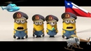 The singing minions sing mi general augusto pinochet (spanish) no subtitle 2019