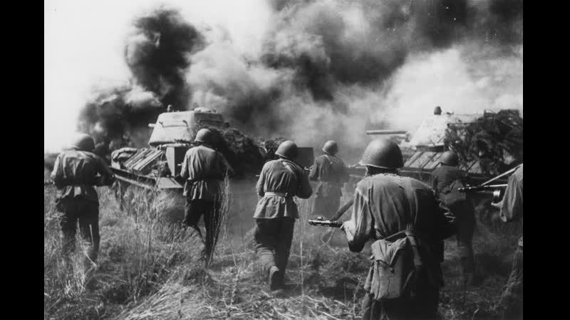 Вторая мировая война Великая Отечественная 1943 44 годы на карте