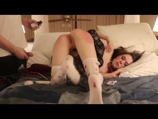 Charlotte | Schoolgirl Anal Spanks, Fist, Cum, Fuck, BDSM, Flogging,  Bondage