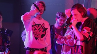 LIL PEEP & WICCA PHASE - ABSOLUTE IN DOUBT НА РУССКОМ (ПЕРЕВОД, RUS SUBS) + LYRICS