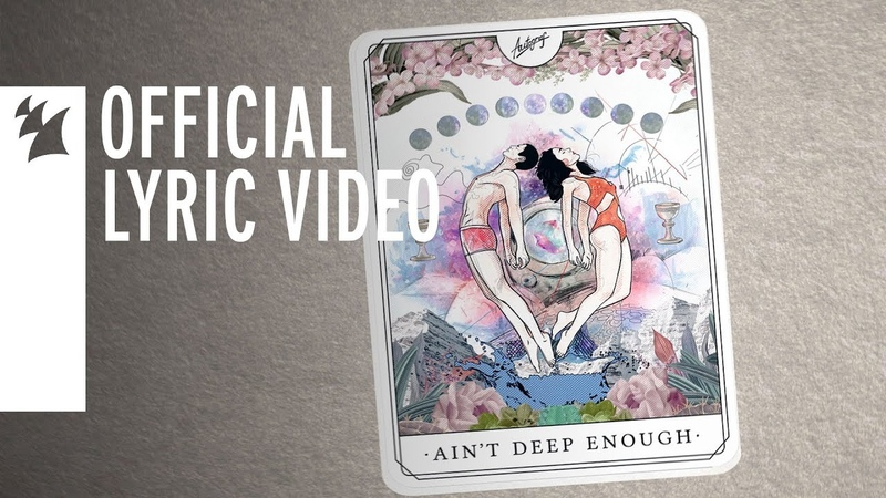 Autograf feat. Jared Lee - Ain't Deep Enough (Official Lyric Video)