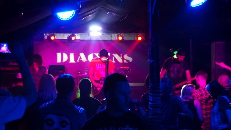 Diagens в Питере 18 05 19 Action club 3
