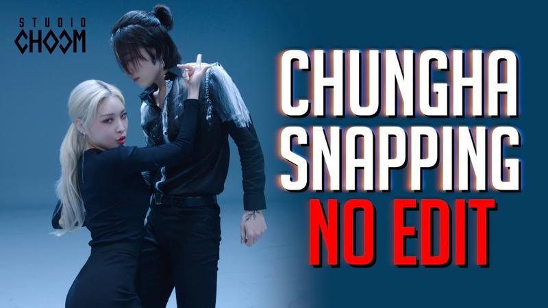 CHUNG HA 청하 'Snapping' No Edit 4K BE ORIGINAL