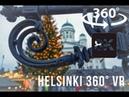 Helsinki 8K 360° VR Video - Urban VR video will take you to Helsinki!
