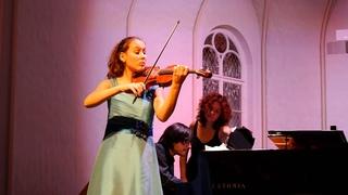 И. Брамс - Венгерский танец №1 (Полина Сенатулова)