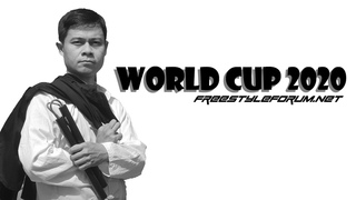 🌏 WORLD CUP 2020   Vietnam   Xuan Nghiem (KANCLUB)   Freestyle nunchaku