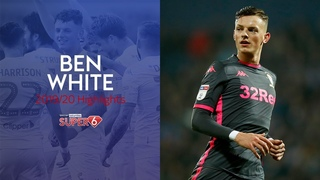 Ben White | A Rolls-Royce of a Centre Back | 19/20 Highlights