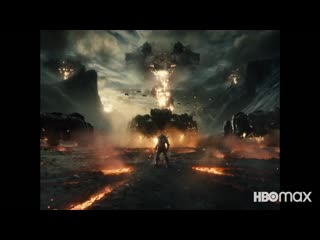 JUSTICE LEAGUE- THE SNYDER CUT trailer (2021) - HBO MAX