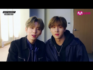 [RAW|VK][] MONSTA X's Greetings in English, Chinese, Japanese and Spanish