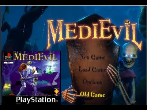 Unlocking original PS1 MediEvil on remake PS4
