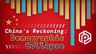 Demography — China's Reckoning (Part 1)