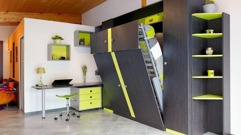 Fantastic Space Saving Ideas Smart Furniture
