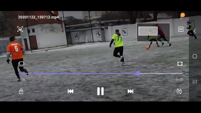 Незасчитанный гол Бизонов в ворота Фаворита 22 10 2020