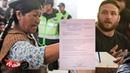 ESTALLA EL CAOS EN BOLIVIA ¡SECUESTRAN A DIPUTADO OBSERVADOR INTERNACIONAL!