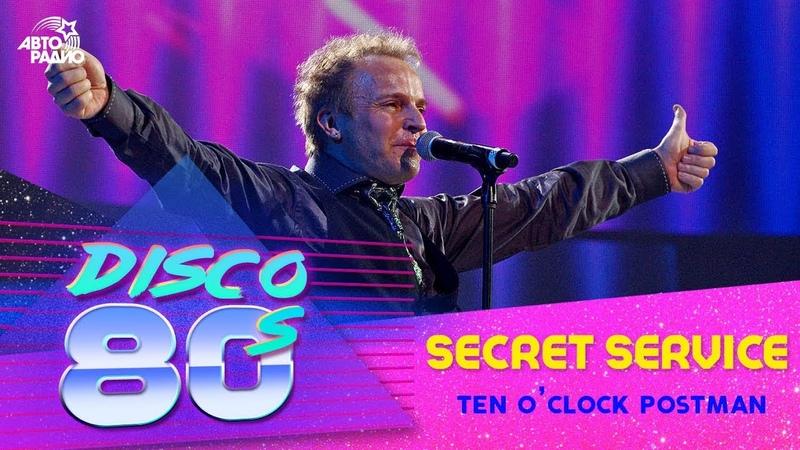 Secret Service Ten O'clock Postman Disco of the 80's Festival Russia 2013