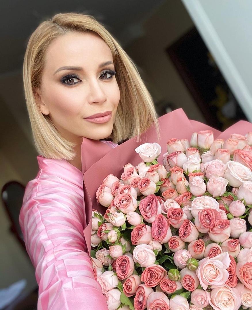 Ольге Орловой исполнилось сегодня 43 года