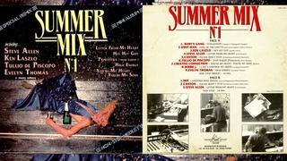 SUMMER MIX ☀️🍹💦🍾👠N°1 (Special Remix) 1985 non-stop mix Italo Disco Eurobeat Hi-NRG electro dance 80s