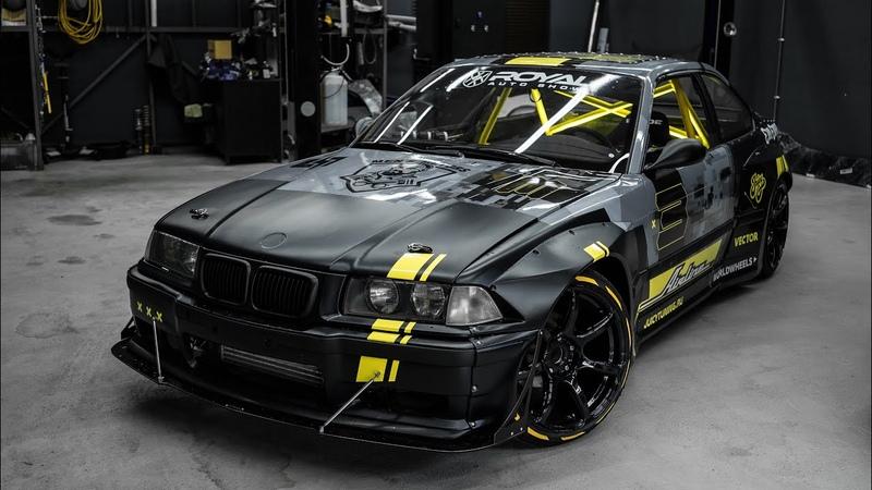 BMW E36 Стартерпак Для Начинающих Дрифтеров