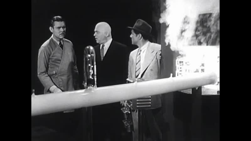 1950 - Атомный Человек против Супермена - Atom Man vs. Superman (13 - 15)