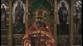 Архимандрит Амвросий (Юрасов). Спасение души начинается с покаяния. Проповедь 14 ноября 2010 г.