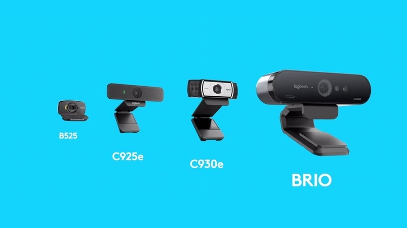 Choose the Right Logitech Collaboration Webcam For You