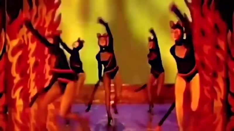 Italo disco Musikladen Legs Co Benny Hill Girls ZDF Starparade Ballet