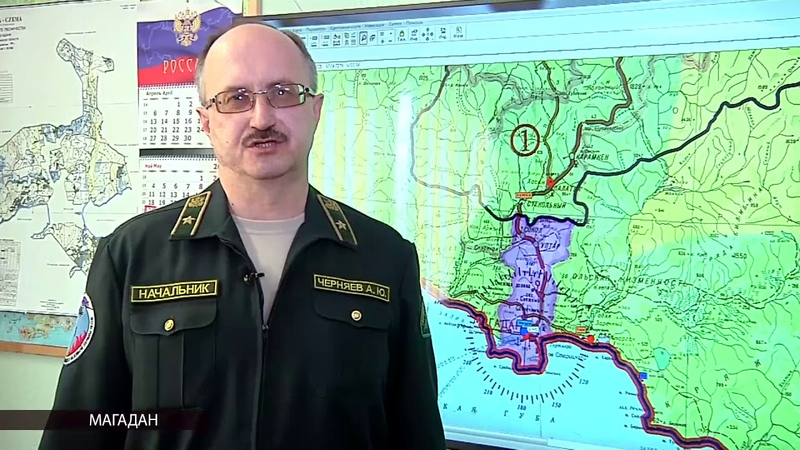 Почти сутки Авиалесоохрана боролась с лесным пожаром в Магаданской области