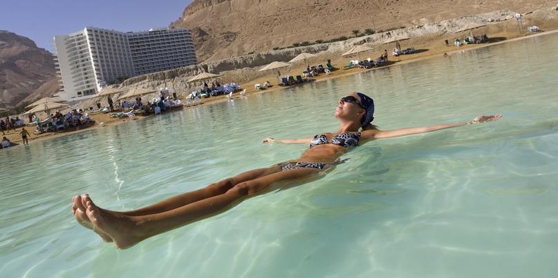 Мёртвое море., изображение №3