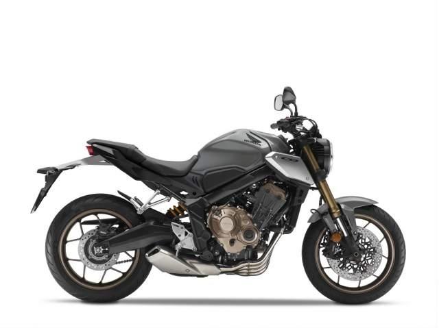 Мотоцикл Honda CB650R 2021