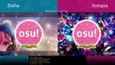 Osu!catch 1x1 CIS New Year Community Cup - A Seed Sisha vs Xetopia