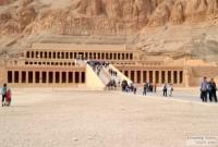 Египет: Долина Царей в Луксоре