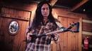 3-STRING SHOVEL GUITAR! | Recording in Cash Cabin Studio for Drivin' it Down Double Album