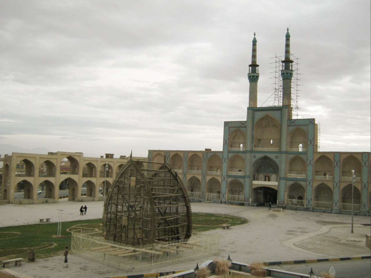 Центр города Язд