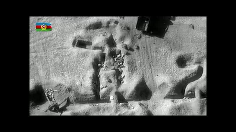Уничтожена военная техника и боеприпасы армян