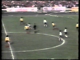 1985 Wold Cup Qualifier Colombia vs Argentina (Maradona play)