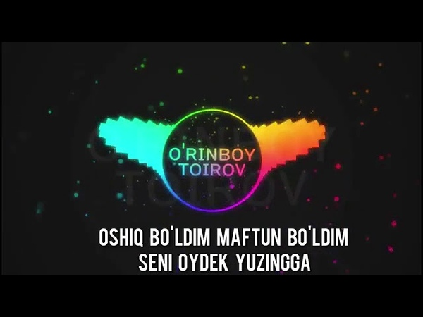 O'rinboy Toirov Dilfuza Уринбой Тоиров Дилфуза music version 2018