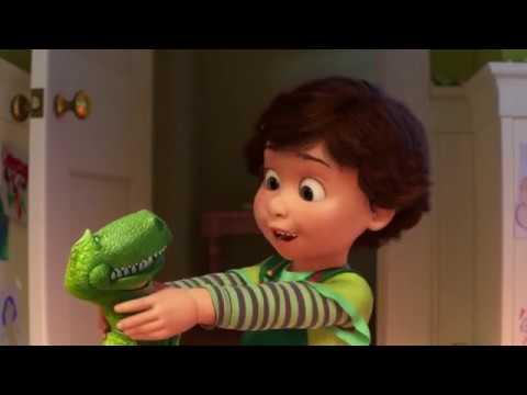 Истории игрушек - Веселозавр Рекс