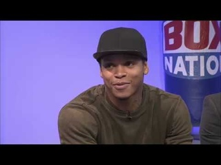 """🦁""""Gervonta Davis 🦁is a guy who's going to take risks!"""" - Anthony Yarde"""