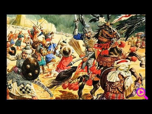 Монголы в Афганистане Чингиз хан победил непокорных афганцев