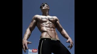 Teen Fitness Model Mike Pawlenko Muscle Beach Workout Styrke Studio